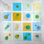 circles on 16 squares