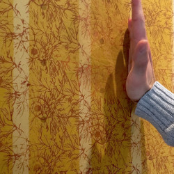 Detail of After the Yellow Wallpaper.